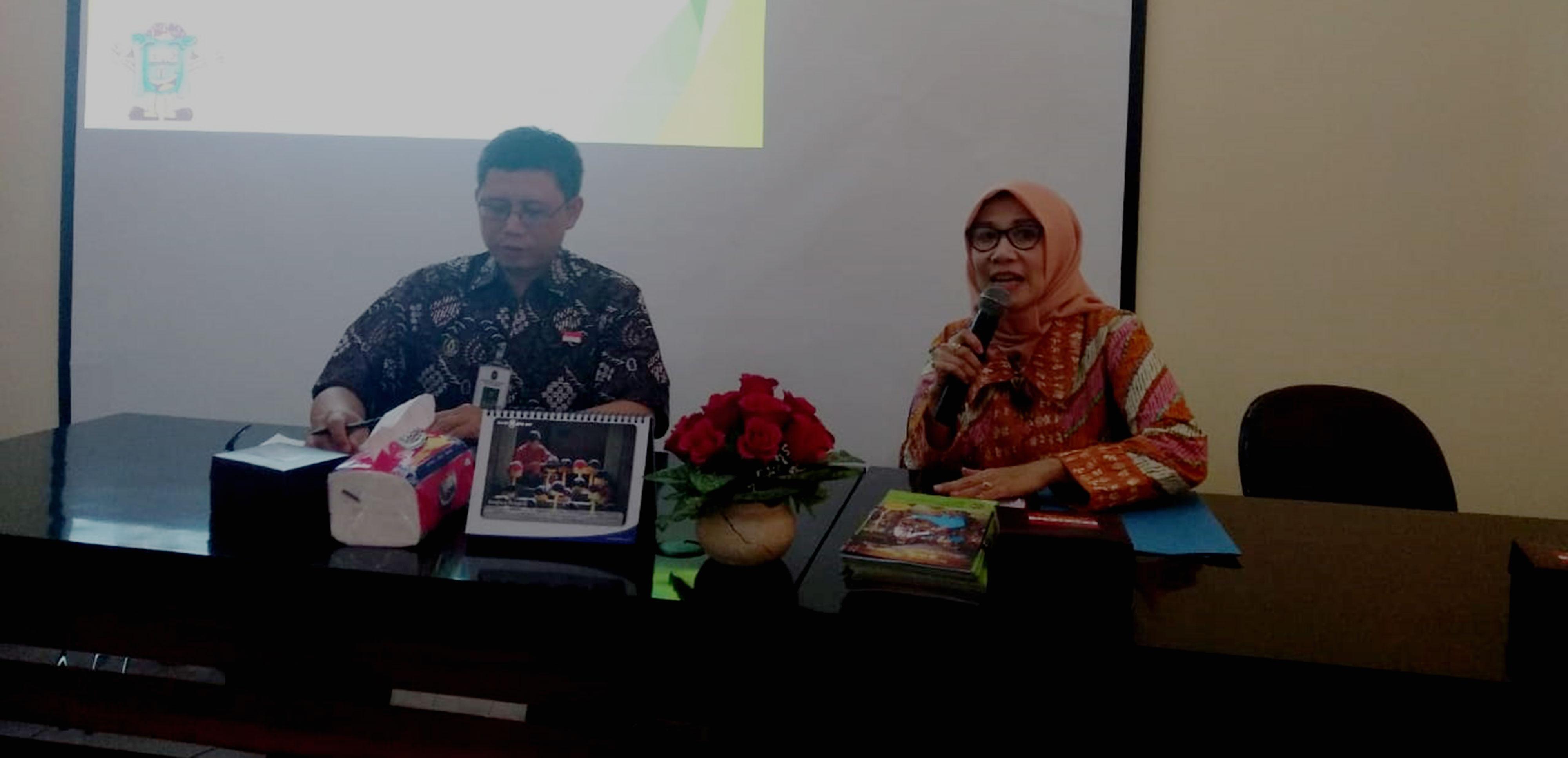 Kunker dan Studi Banding DISIPUS Purwakarta  ke D.I Jogya-Sleman
